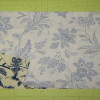 Tutorial: Make A Fabric Place Mat