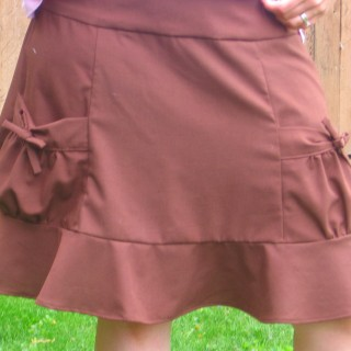 "Project 12 – April:""Play Date Skirt"""