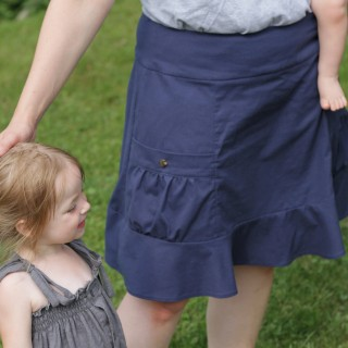 Playdate Skirt Encore!