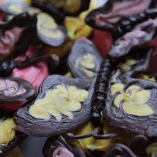 A Butterfly Birthday: Butterfly Cupcakes