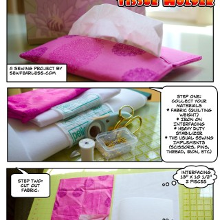 """Flat Stack"" Tissue Holder – The Tutorial"