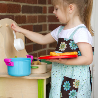 Mini Smock Apron – Tutorial Modifications