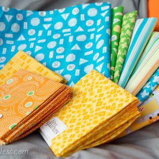 Fabric Buying Buzz! Wee!