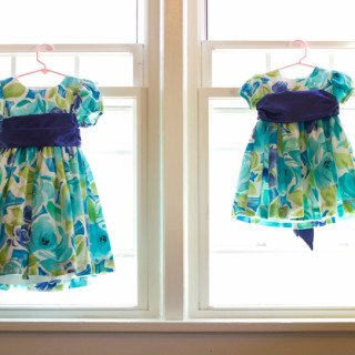 Happy Easter! (Little Girls Easter Dresses)