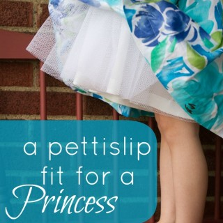 Make Your Own Petticoat – Tutorial