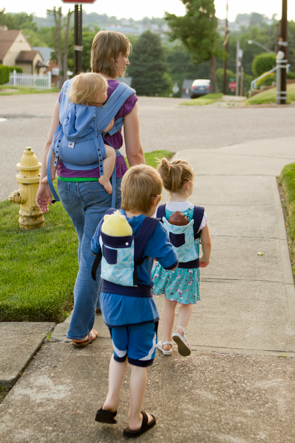 Beau Baby Doll Carrier And My New Blog Crush