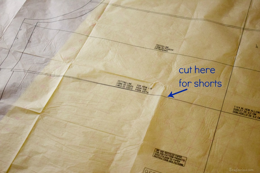 Taking The Leap Understanding Sewing Patterns Part 2 Cutting Out