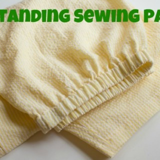 Taking the Leap: Understanding Sewing Patterns – Part 3, Sewing It Up