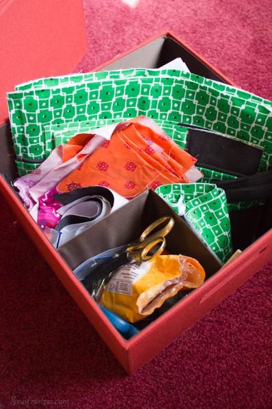 The bin it is living in is a Rubbermaid Bento storage ... & Rubbermaid Bento Storage Boxes Review and Giveaway