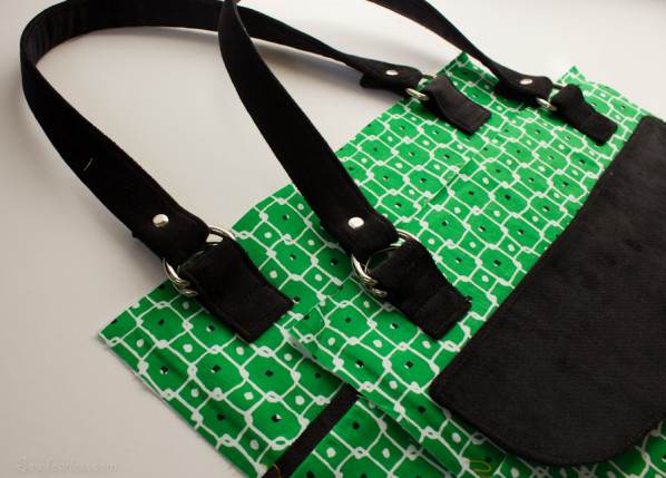 Mommy's Poppins Bag - pattern coming soon - SewFearless.com