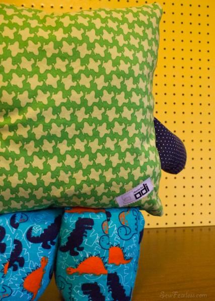 crazy Pajama Eater - SewFearless.com
