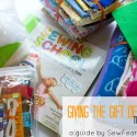 Giving the Gift of Sewing to A Child - Sewfearless.com