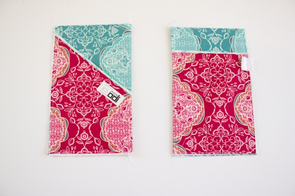 Step 2: Make Sleeves for Planner Cover - SewFearless.com