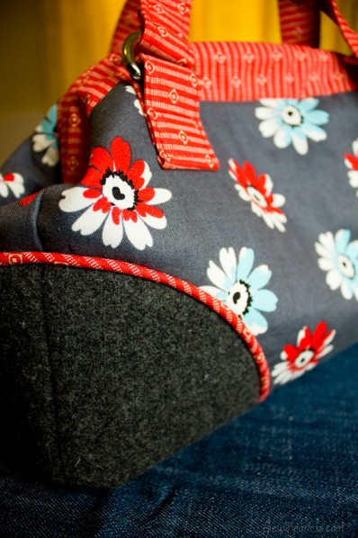 Mini Poppins Bag - by SewFearless.com