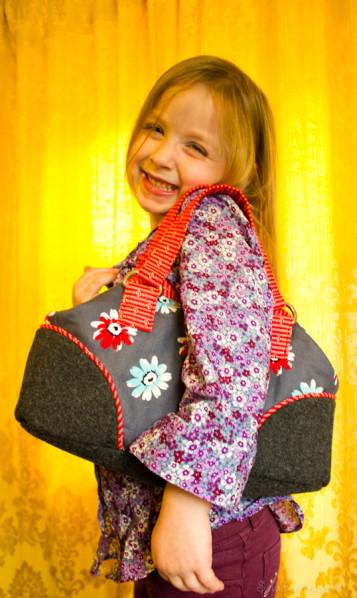 Mini Poppins - sewfearless.com
