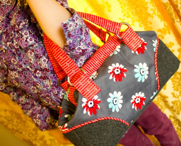 Mini Poppins Carpet Bag - sewfearless.com