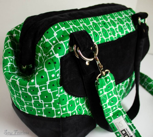 Mommy Poppins Bag - SewFearless.com