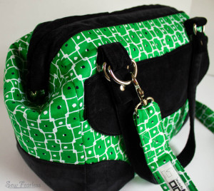 The Mommy Poppins Bag Pattern - SewFearless.com