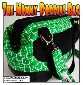 Mommy Poppins Bag Pattern