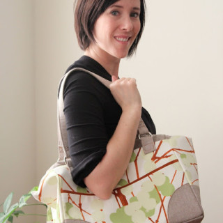 Suzanne's Mommy Poppins Bag