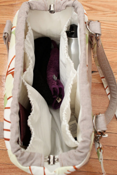 Suzanne's Momy Poppins Bag - SewFearless.com
