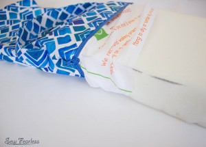 Scribble 'n' Tote Lap Desk- finishing pillow - SewFearless.com