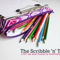 The Scribble 'n' Tote Tutorial