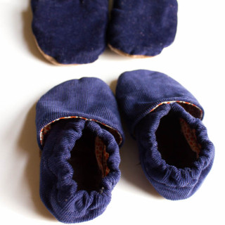 Leather Soled Baby Shoes