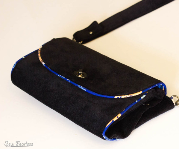 Mommy Poppins Bag and Wallet, designed by SewFearless.com