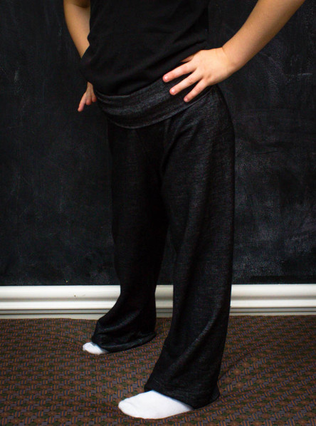 Ananda Pants - Sewn by SewFearless.com