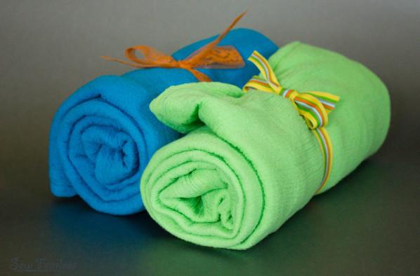Gauze Baby Swaddle Blankets