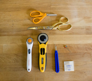 5 sewing tools that dull and need sharpening or replacment
