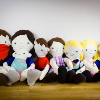Family of Dolls