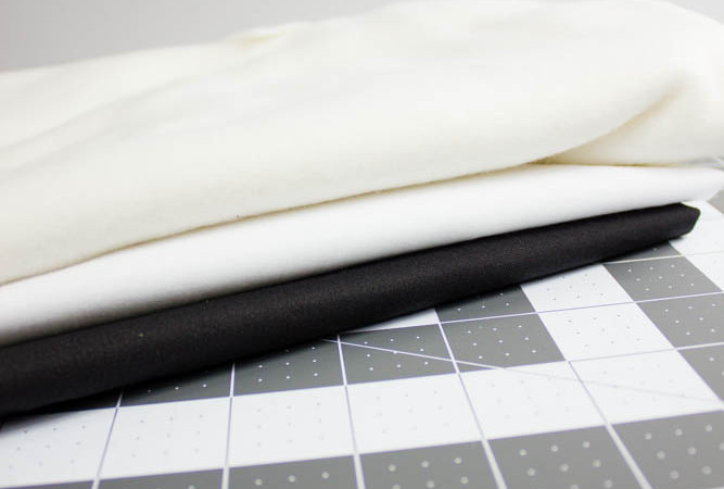 How to pair bag fabrics to interlinings for the better-than-basic bag