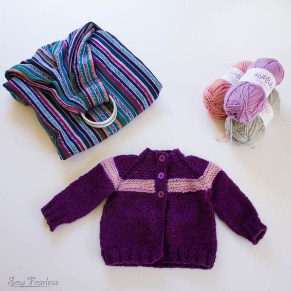 ring sling and sweater gift