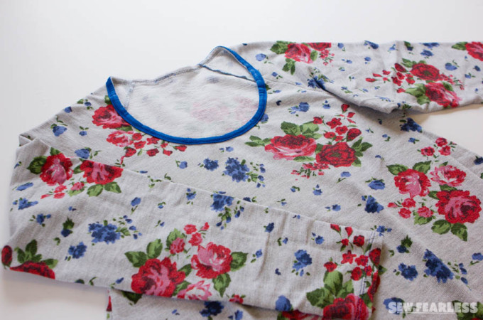 Jalie Tshirts sewn by Sew Fearless