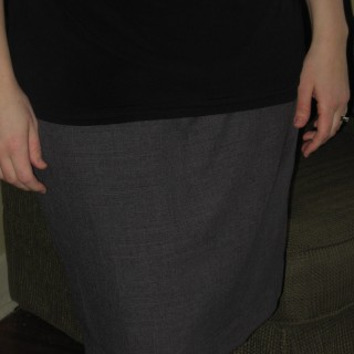 Project 12: Straight Skirt