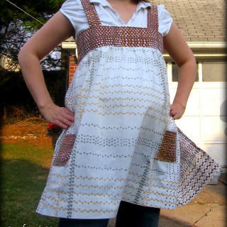 Taking the Leap… into Sewing Maternity Patterns