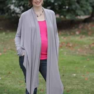"Project 12 – October: ""Cozy"" Cardi"