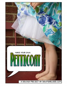 Make Your Own Petticoat
