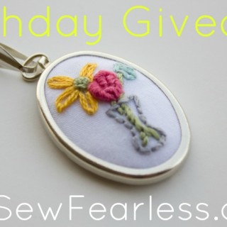 A Birthday Giveaway!