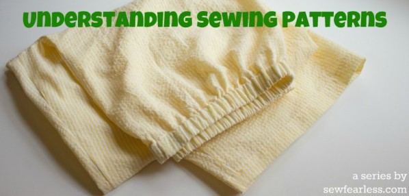 Understanding Sewing Patterns -a series by SewFearless.com