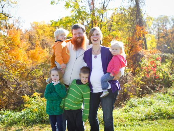 Family Photo - Fall 2012