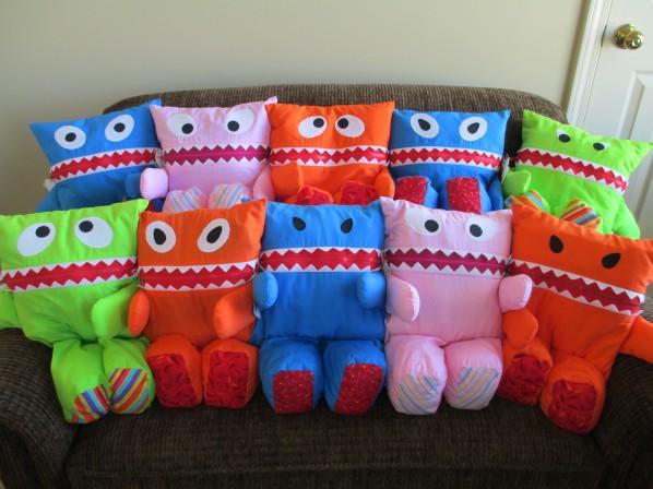 Mary Lou's Pajama Eaters 2012