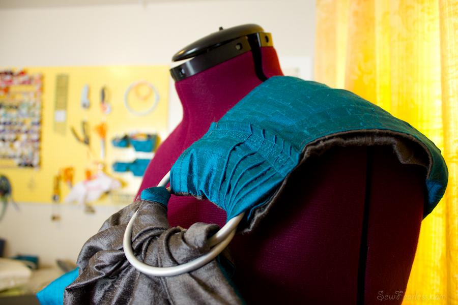 Bundles For Babies Silk Ring Slings