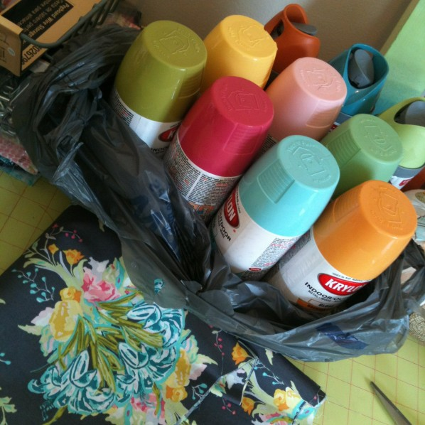 Lilly Belle Spray Paint - SewFearless.com