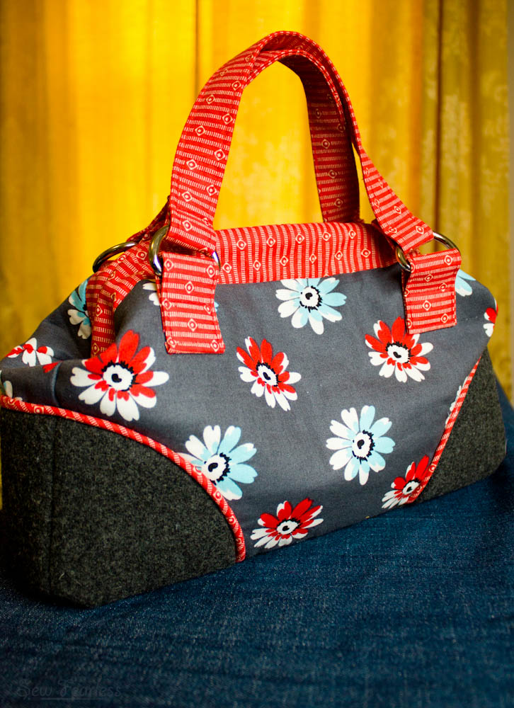 Mommy Poppins Bag Pattern (PDF)