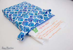Scribble 'n' Tote Lap Desk- finishing pillow - SewFearless.com