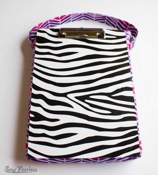 The Scribble n Tote Lap Desk by SewFearless.com