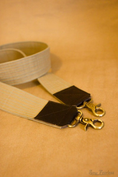 Cross Body Strap - Sew Fearless.com